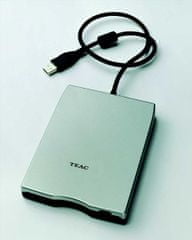 "TEAC Externí USB FDD 3.5""/1.44MB černá"