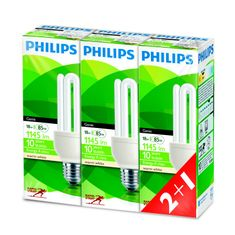 Philips Genie 18W, E27, 3 pack