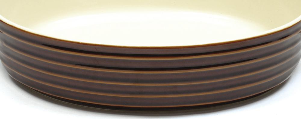 Maxwell & Williams Oven Chef vroubkovaná oválná nádoba na pečení 31 x 23 cm
