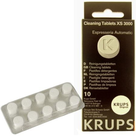 Krups čistilne tablete XS 300010