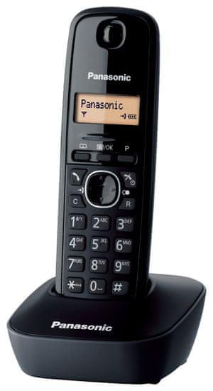 Panasonic brezžični telefon KX-TG1611FXH DECT