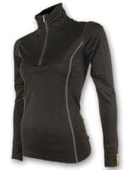 Sensor Merino Wool Active dámske tričko dlhý rukáv stojačik