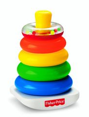 Fisher Price Nihajoča piramida