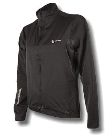 Sensor Profi bunda dámská čierna/čierna XL