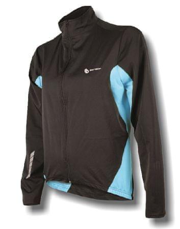 Sensor Profi bunda dámská čierna/modrá S
