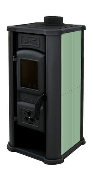 Tim Sistem Diana II, zelená