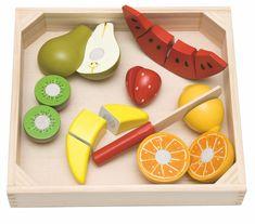 Woody Deska do krojenia owoców z arbuzem