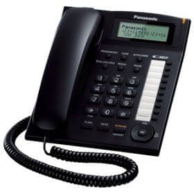 PANASONIC KX TS880FXB Vezetékes telefon  f57cf63469