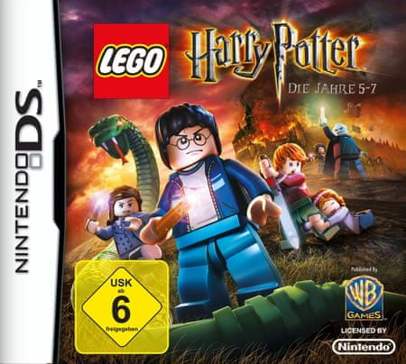 OEM Lego Harry Potter 5-7 Years (NDS)
