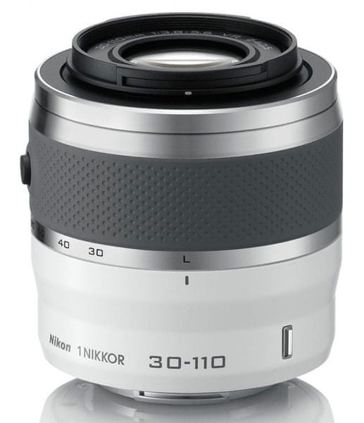 Nikon Nikkor 30-110mm F3.8-5.6 VR 1 White