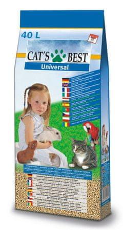 JRS stelja za mačke Cats Best Universal, 40 l