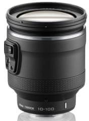 Nikon objektiv 1 Nikkor 10-100mm F4.5-5.6 VR PD ZOOM