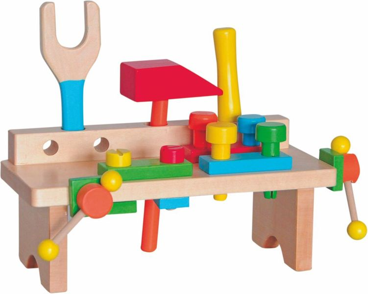 Woody Pracovní ponk jednoduchý - nový design
