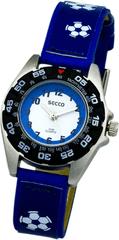 Secco S K124 Modrá bílá - II. jakost