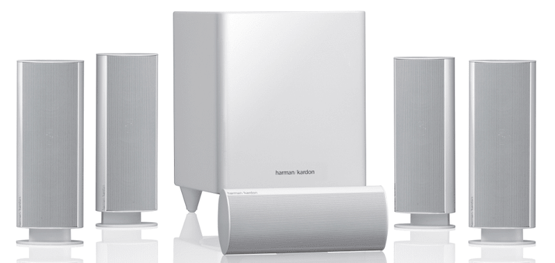 HARMAN/KARDON HKTS 30 (White)