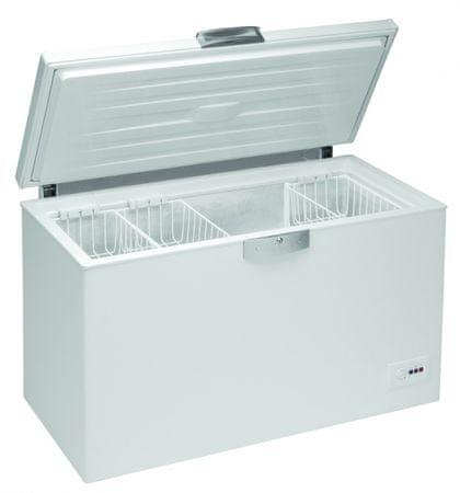 Beko beko-zamrzovalna skrinja HSA29530 - odprta embalaža