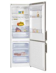 BEKO CS 234030 X Kombinált hűtőszekrény, 317 L, A++