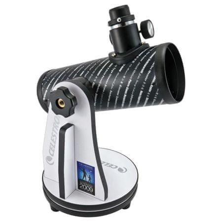 Celestron Firstscope IYA 76 Newton Reflector (21024)