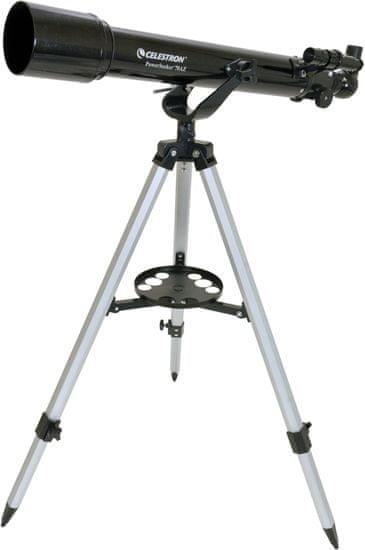 Celestron teleskop 21036 PowerSeeker 70 AZ