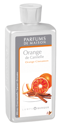Lampe Berger miris Orange Cinnamon, 500 ml