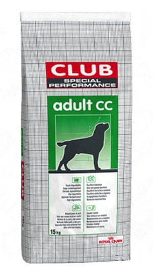 Royal Canin Special Club Performance Adult CC, 15 kg