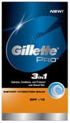 Gillette Pro 3v1 - hydratační balzám po holení 50 ml