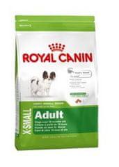 Royal Canin X-Small Adult Kutyaeledel, 1,5 kg