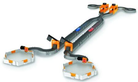 Hexbug nano domovanje - dirkalna steza