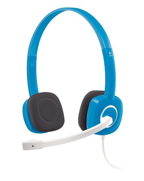 Logitech Stereo Headset H150 Blueberry (981-000368)
