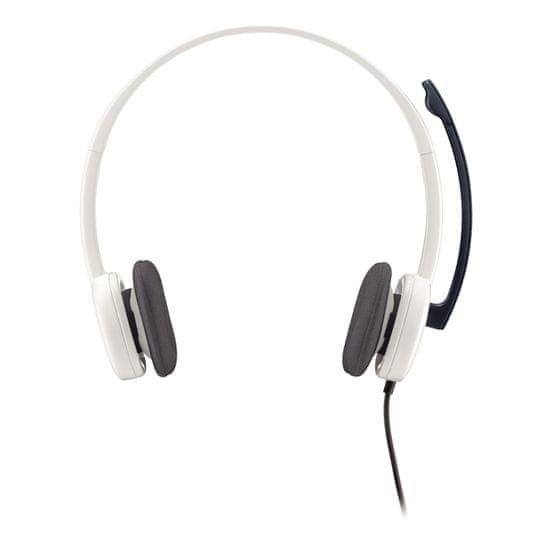 Logitech H150 stereo slušalke z mikrofonom