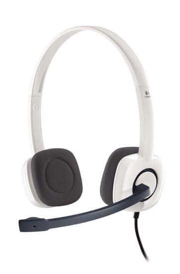 Logitech H150 stereo slušalke z mikrofonom - Odprta embalaža