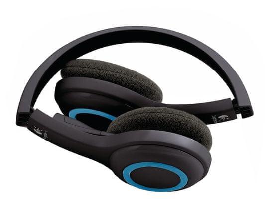 Logitech H600 brezžične slušalke z mikrofonom