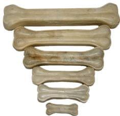 Akinu kość prasowana 30cm, biała 2szt