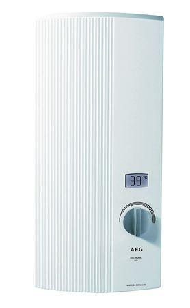 AEG elektryczny ogrzewacz wody DDLE LCD 18/21/24