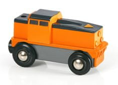Brio Lokomotywa pomarańczowa 33215