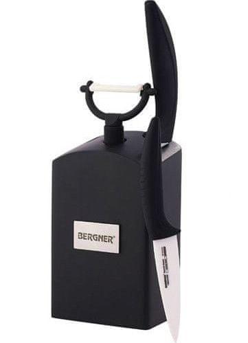 BERGNER Nůž keramický sada 4ks (BG-3999)