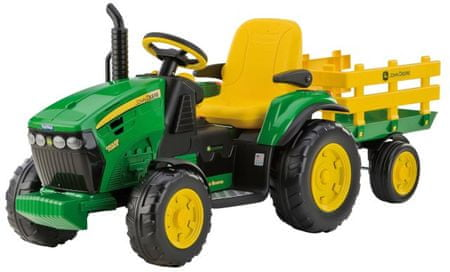 Peg Perego John Deere Ground Force - rozbaleno