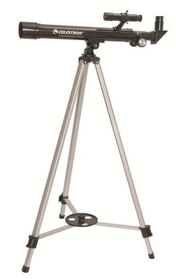 Celestron teleskop PowerSeeker 40AZ