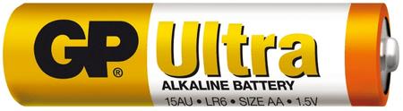GP baterija AA ULTRA LR6, 2 kosa