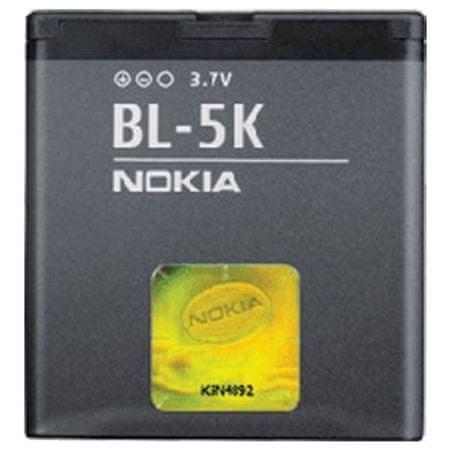Nokia BL-5K Akkumulátor, Li-ion (N85, N86, C7)