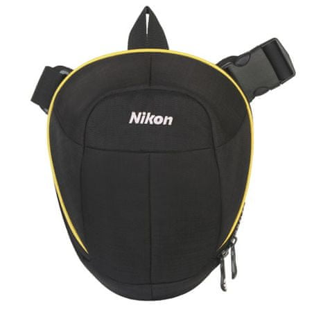 Nikon brašna pro D-SLR (Crumpler Jimmy Bo)
