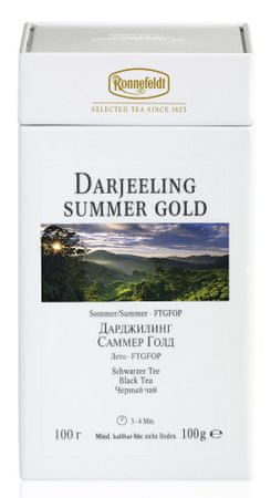 Ronnefeldt Darjeeling Summer Gold 100 g