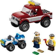 LEGO City Pościg Policyjny 4437