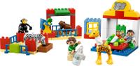 LEGO DUPLO 6158 Szpital dla zwierząt II. jakość