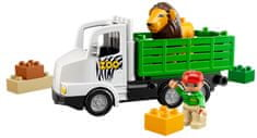 LEGO® Duplo 6172 Állatkerti furgon