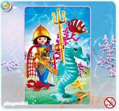 Playmobil 4817 Szivárványzátony herceggel