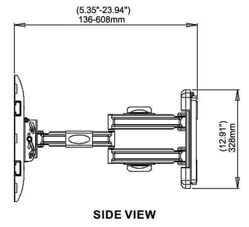 Stell SHO 8055 PRO (profi držák)