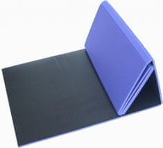 Yate Karimatka skladacia s textilom modrá