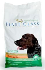 First Class Dog HA Senior Turkey & Rice 12kg