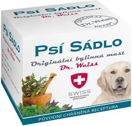 Simply you PSÍ SÁDLO Dr. Weiss - Originální bylinná mast 75ml